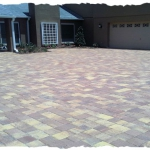Autumn Old Towne Driveway Pavers