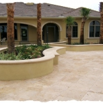 Medium 16 x 16 Travertine