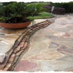 TN Sandstone Patio