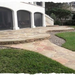 TN Sandstone Walk and Patio